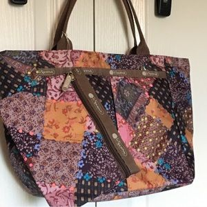 LeSportSac Tote NWOT Picadilly